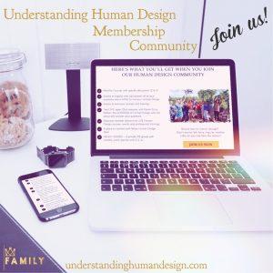 Human Design family