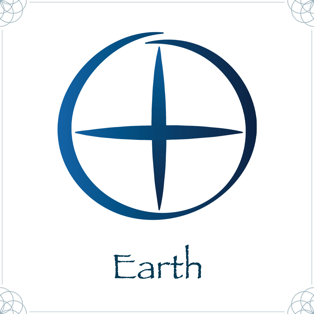 earth astrology symbol